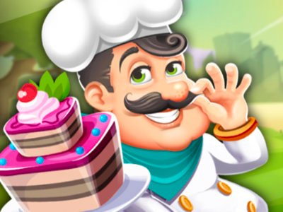 play cake making games